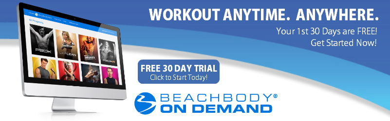 Beachbody on Demand Workout Streaming Service